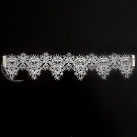 Кружевное ожерелье-чокер Delicati pizzi